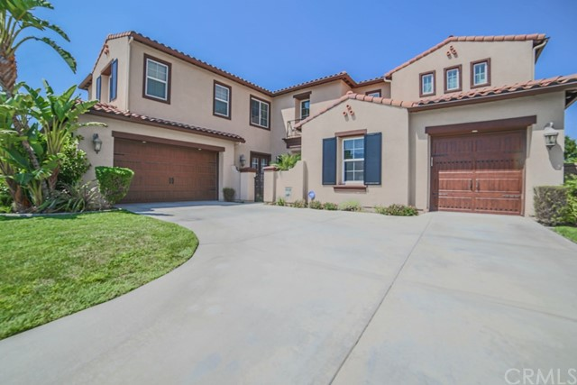 Single Family Home for Sale at 21771 Thimbleberry Court Corona, California 92883 United States