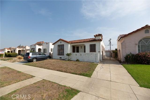 6600 4th Avenue Los Angeles, CA 90043 - MLS #: PW18264776