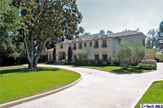 Single Family Home for Sale at 2001 Oak Knoll Avenue S San Marino, California 91108 United States