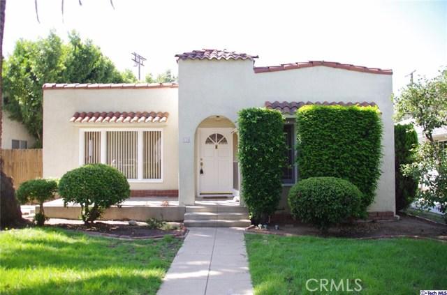 520 South Street Glendale, CA 91202 - MLS #: 317005998