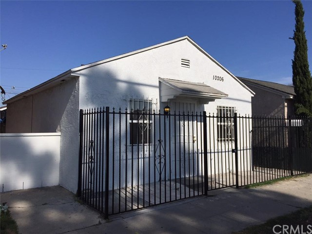 10206 S Vermont Avenue Los Angeles, CA 90044 - MLS #: WS18195299