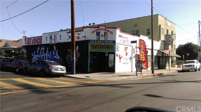2100 Maple Avenue, Los Angeles, California 90011