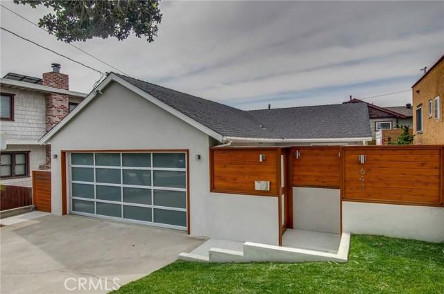 641 Hillcrest El Segundo CA 90245