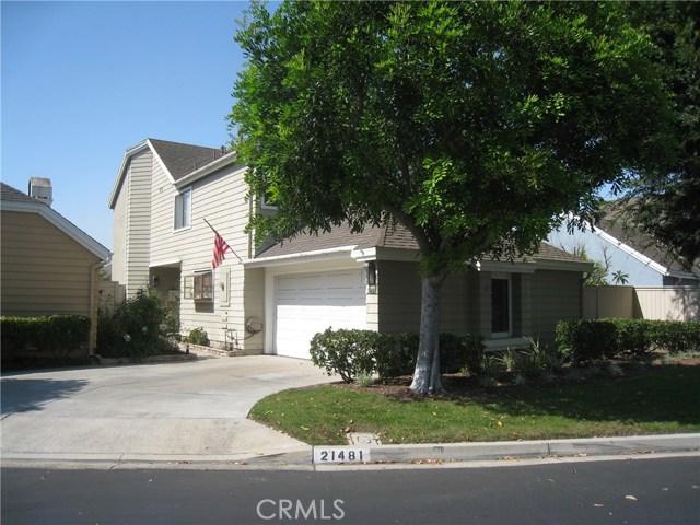 21481 Oakbrook 138, Mission Viejo, CA 92692