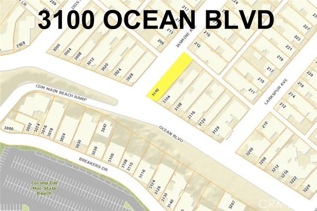 3100 Ocean Boulevard, Corona del Mar, CA 92625