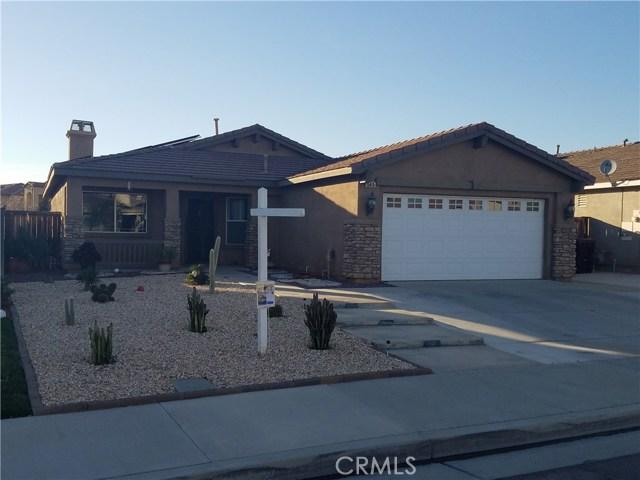15615 Sage Court Moreno Valley, CA 92555 - MLS #: IV18009911