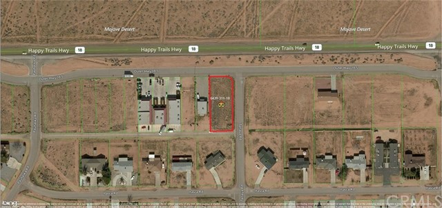 0 Outer Hwy 18, Apple Valley, CA, 92307