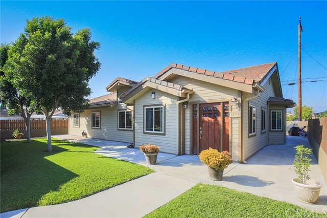 Single Family Home for Sale at 14717 Macdevitt Street Baldwin Park, California 91706 United States