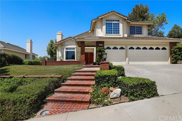 21201  Granite Wells Drive, Walnut in Los Angeles County, CA 91789 Home for Sale
