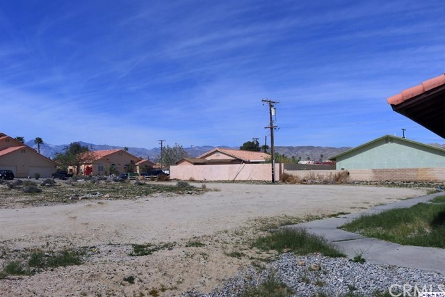 Single Family for Sale at 0 Joseph Way Desert Hot Springs, California 92240 United States