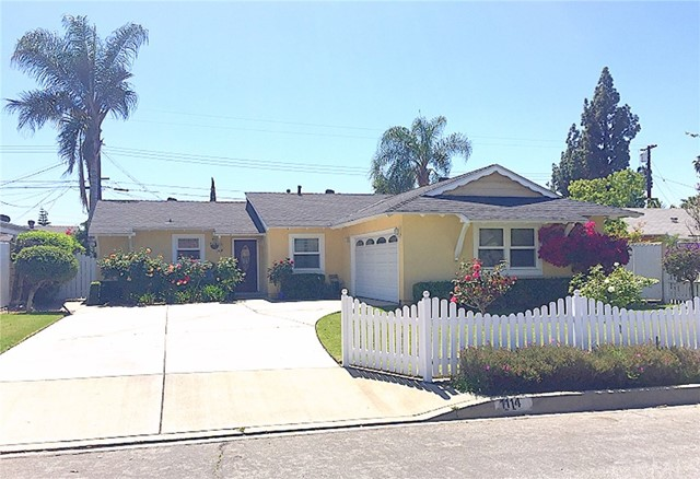 Single Family Home for Rent at 1114 Crown Street Glendora, California 91740 United States