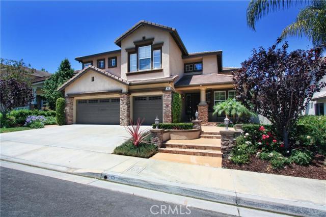 Single Family Home for Sale at 15 Crestview St Rancho Santa Margarita, California 92688 United States