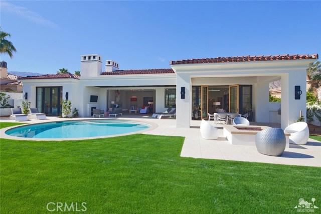 Single Family Home for Sale at 52910 Del Gato Drive 52910 Del Gato Drive La Quinta, California 92253 United States