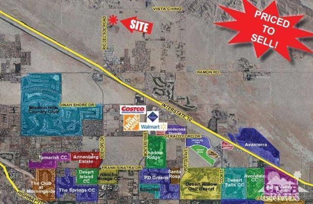 Land for Sale at Vista Chino/Rio Del Sol Vista Chino/Rio Del Sol Thousand Palms, California 92276 United States