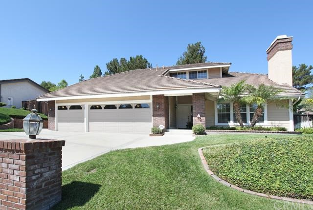 Single Family Home for Sale at 555 South Scout-Trail St 555 Scout-Trail Anaheim Hills, California 92807 United States