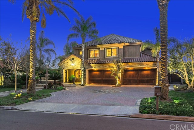 Photo of 4815 Sky Ridge Drive, Yorba Linda, CA 92887