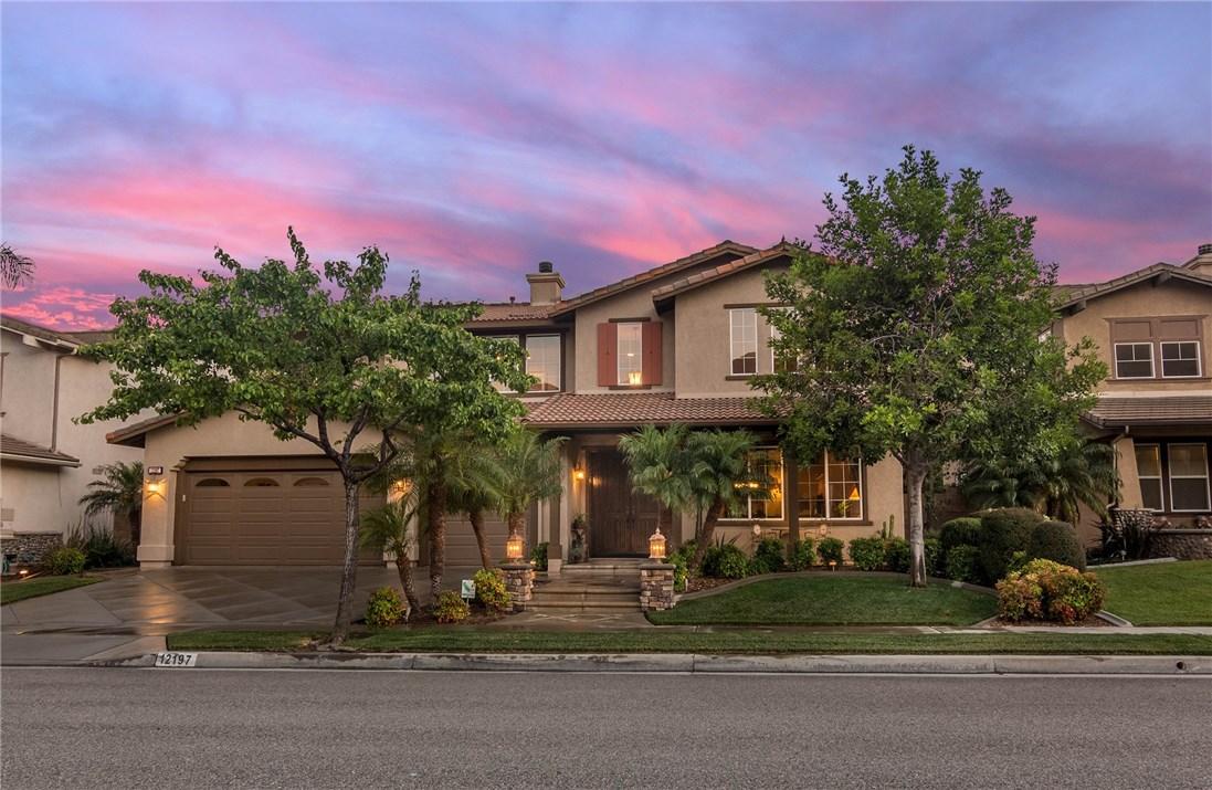 12197 Split Rein Drive, Rancho Cucamonga, CA 91739