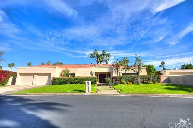 Single Family Home for Sale at 45680 Gurley Drive 45680 Gurley Drive Indian Wells, California 92210 United States