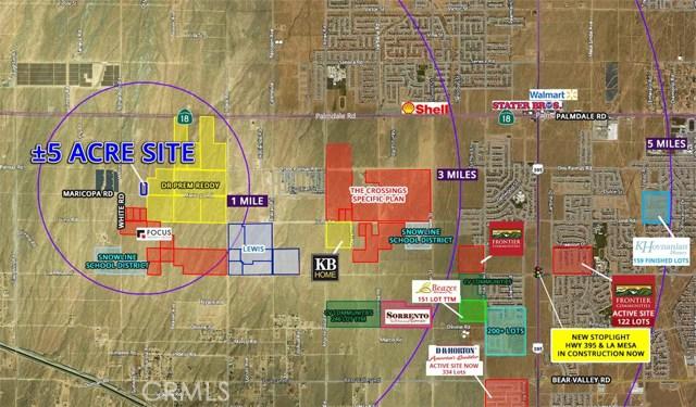 0 Maricopa Road Phelan, CA 92371 - MLS #: OC18184937