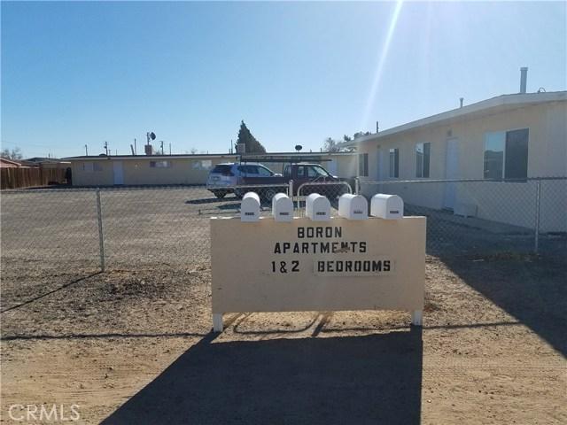 Single Family Home for Sale at 26938 Prospect Street Boron, California 93516 United States