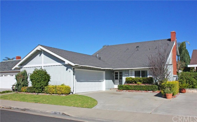 Single Family Home for Sale at 10773 El Centro St Fountain Valley, California 92708 United States