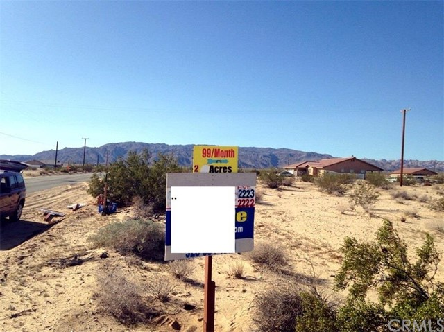 Single Family for Sale at 3820 Mesquite Springs Road 29 Palms, California 92277 United States