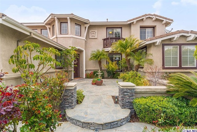 Single Family Home for Sale at 7369 Chantilly Lane Tujunga, California 91042 United States