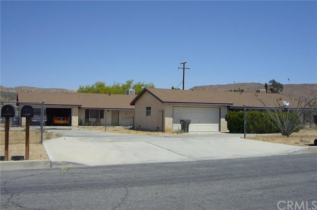 58366 Diadem Drive Yucca Valley, CA 92284 is listed for sale as MLS Listing JT16122505