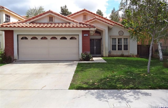 Single Family Home for Rent at 28736 Woodside Drive Saugus, California 91390 United States