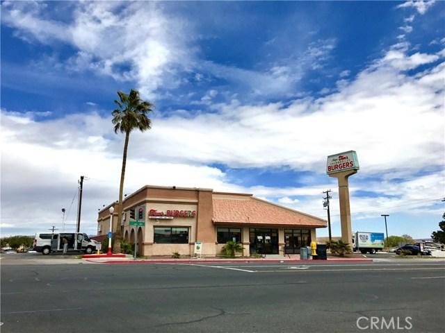 Single Family for Sale at 1701 Main Street E Barstow, California 92311 United States