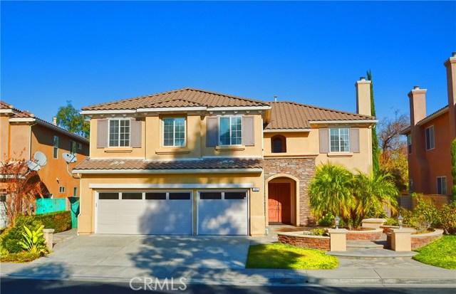 1383  Bellavista Drive, Walnut, California