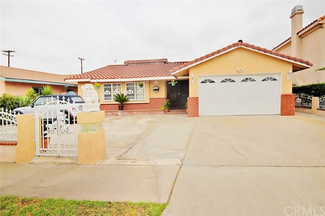 Single Family Home for Sale at 14532 Bushard Street Westminster, California 92683 United States