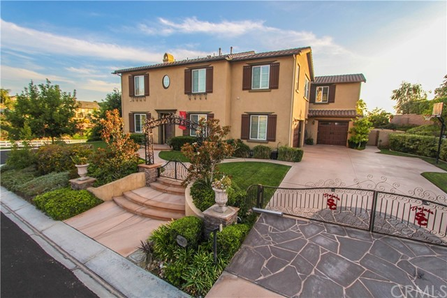 One of Yorba Linda Homes for Sale at 3873  Breton Lane, 92886