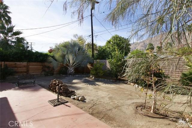 635 Vista Oro Palm Springs, CA 92264 - MLS #: 217033040DA