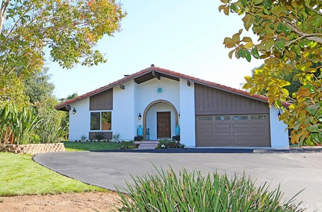 1285 Palomino Road Fallbrook, CA 92028 - MLS #: SW17220581