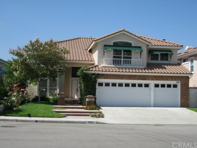 Single Family Home for Rent at 8141 East Marblehead St 8141 Marblehead Anaheim Hills, California 92808 United States