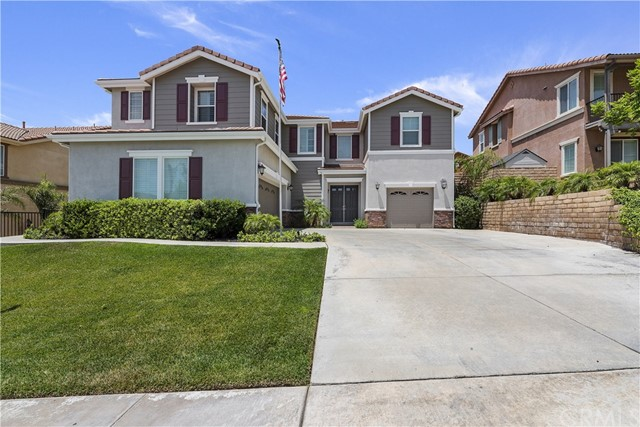 Photo of 4822 Thornbush Way, Fontana, CA 92336