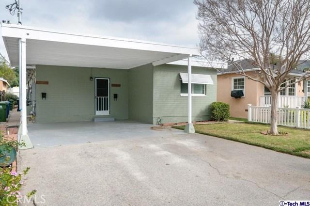 Single Family for Rent at 10330 Oro Vista Avenue Sunland, California 91040 United States