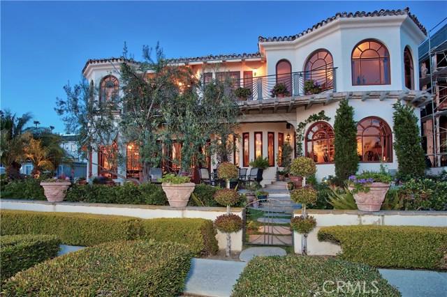 Casa Unifamiliar por un Venta en 2900 Ocean Boulevard Corona Del Mar, California 92625 Estados Unidos