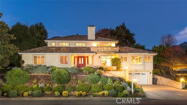 Single Family Home for Sale at 25 Andrea Lane Arcadia, California 91006 United States