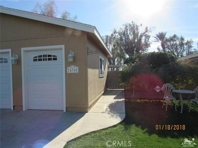 74701 Sweetwell Road Thousand Palms, CA 92276 - MLS #: 218002134DA