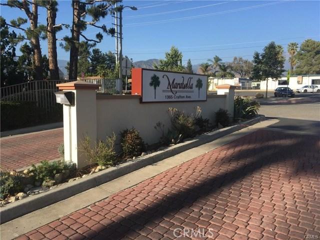 1365 Crafton Avenue Unit 1098 Mentone, CA 92359 - MLS #: EV18148808