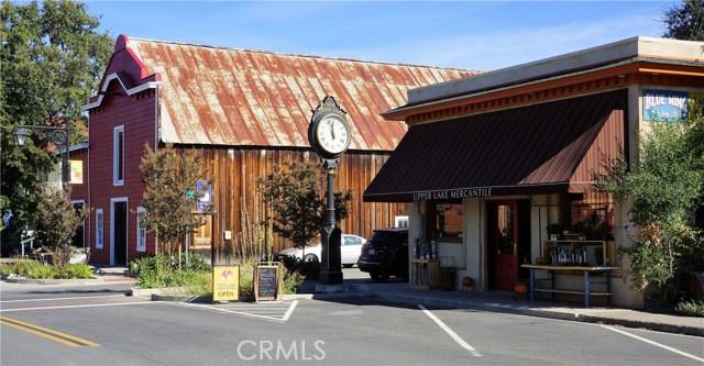 9510 Main Street Upper Lake, CA 95485 - MLS #: LC18033843