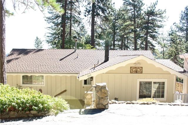 Casa Unifamiliar por un Venta en 433 Rate Road Cedarpines Park, California 92322 Estados Unidos