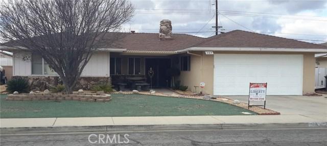 445 Hermosa Street, Hemet, CA, 92543