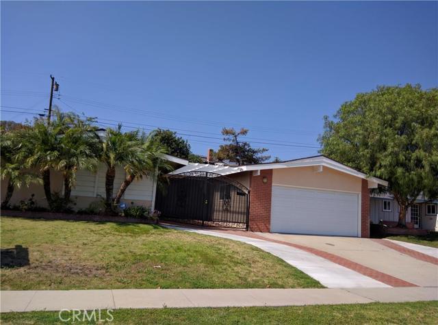Single Family Home for Sale at 601 La Serna Avenue La Habra, California 90631 United States
