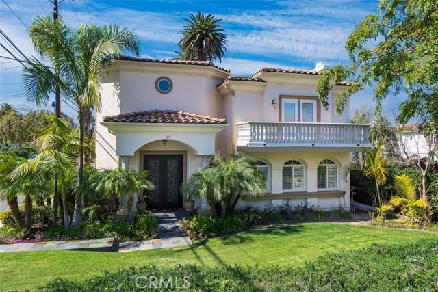 Single Family Home for Sale at 425 S Irena Avenue 425 S Irena Avenue Redondo Beach, California 90277 United States