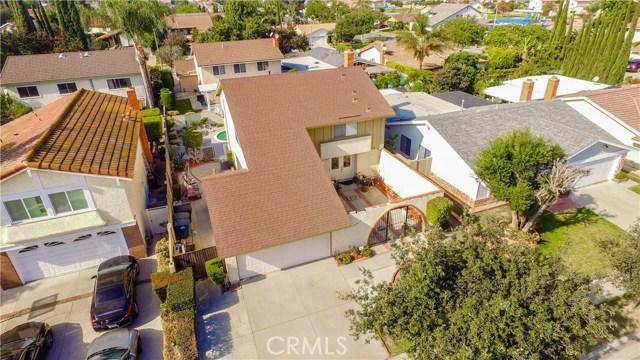 Single Family Home for Sale at 19915 Ibex Avenue Cerritos, California 90703 United States