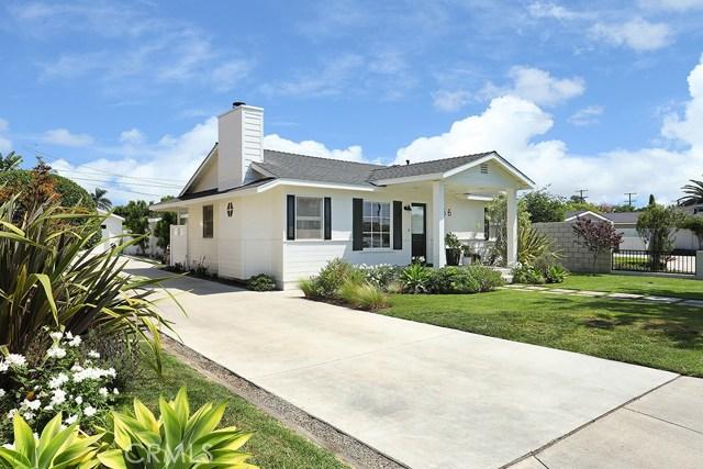 356 Rochester Street, Costa Mesa, CA, 92627