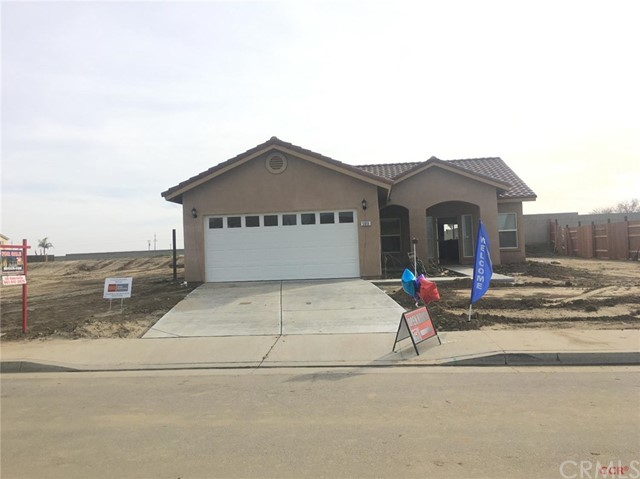 Single Family Home for Sale at 5555 St Andrews Wasco, California 93280 United States